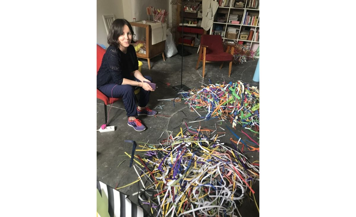 Tak powstają Bazury, słynne lampy projektu Kariny Królak i Patki Smirnow.